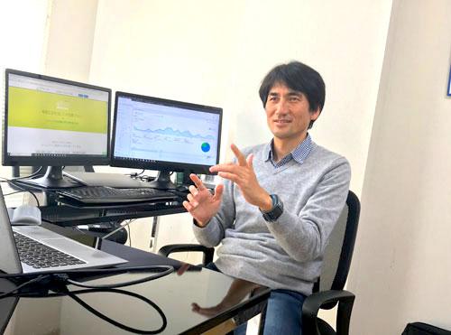 株式会社NET.COM 井上晶路