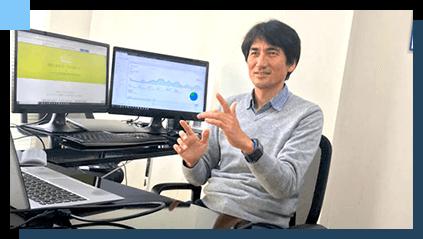 株式会社NET.COM リスティング広告運用担当 井上昌路